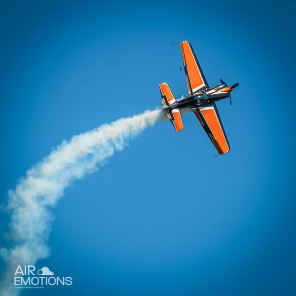 aerobatic flight algarve