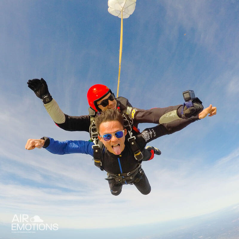 Air Emotions Tandem Skydiving