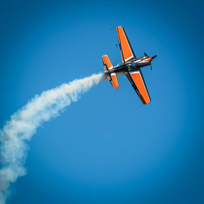 aerobatic flight algarve
