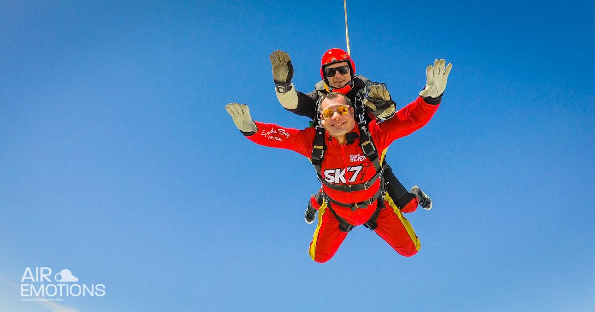Booking Skydive Lisbon Tandem Skydiving Algarve Experience