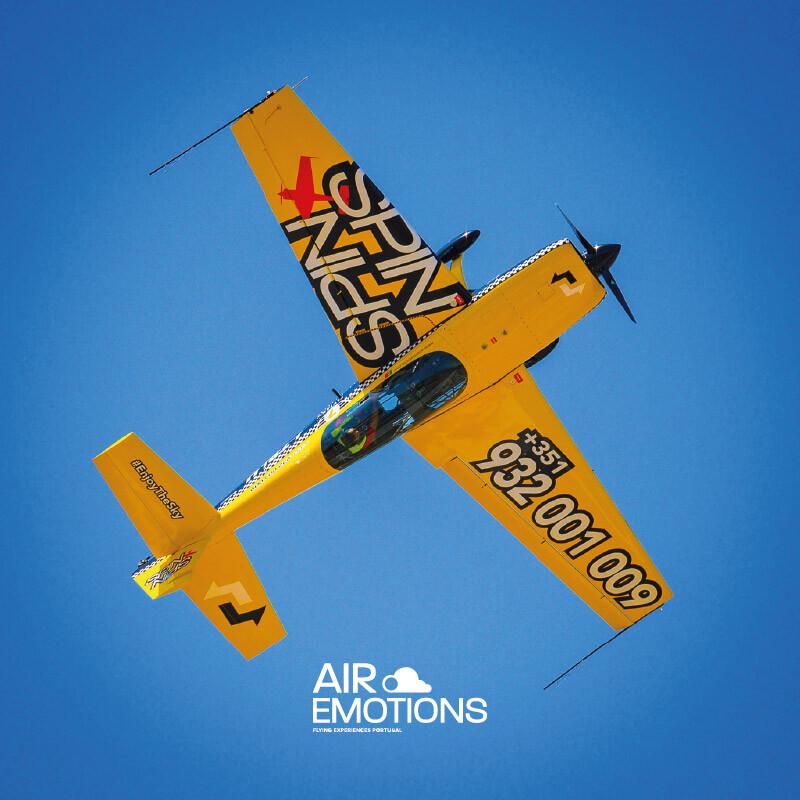 Air Emotions Algarve Aerobatic Flight Extra 330 Booking
