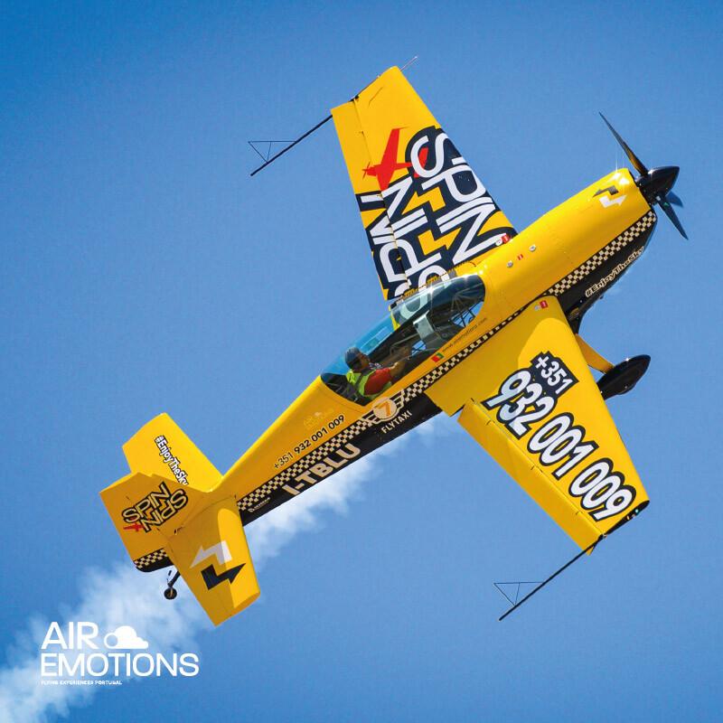 Air Emotions Portugal Voo Acrobatico Air Race